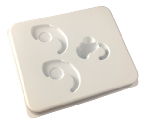 Thermoform Earbud Packaging