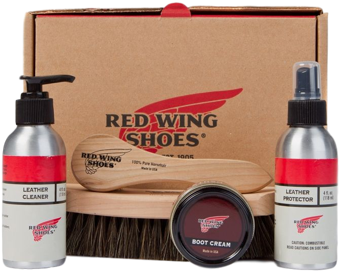 Red Wing Shoes Kit Display from PAX Solution