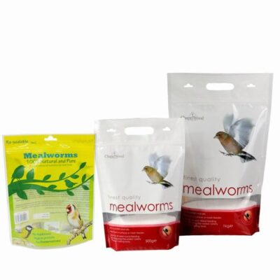 Flexible Packaging Bird Feed Film Pouch from PAX Solutions