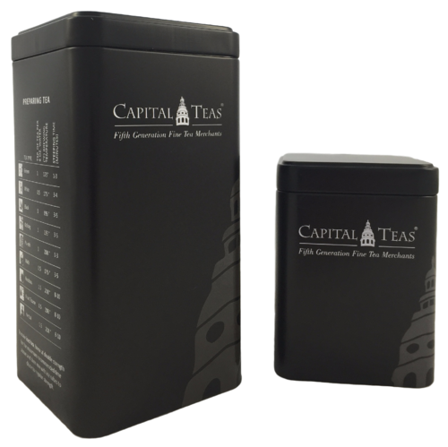 Metal Tea Tin option 2 from PAX Solutions